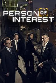 Person of Interest dvd cover