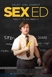 Sex Ed dvd cover