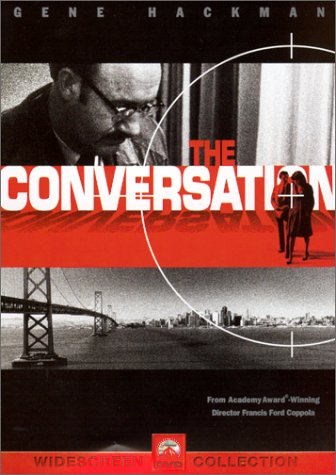 The Conversation dvd cover