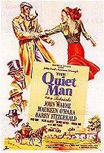 The Quiet Man dvd cover