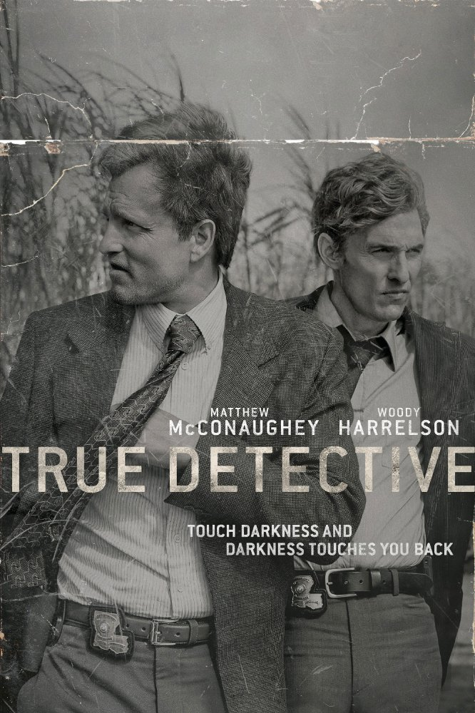 True Detective: First Season dvd cover