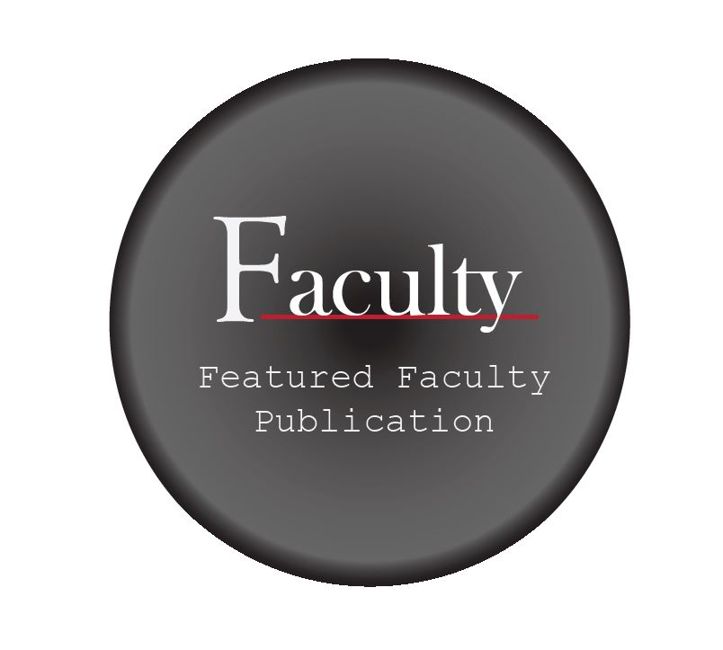 Featured Faculty Publication