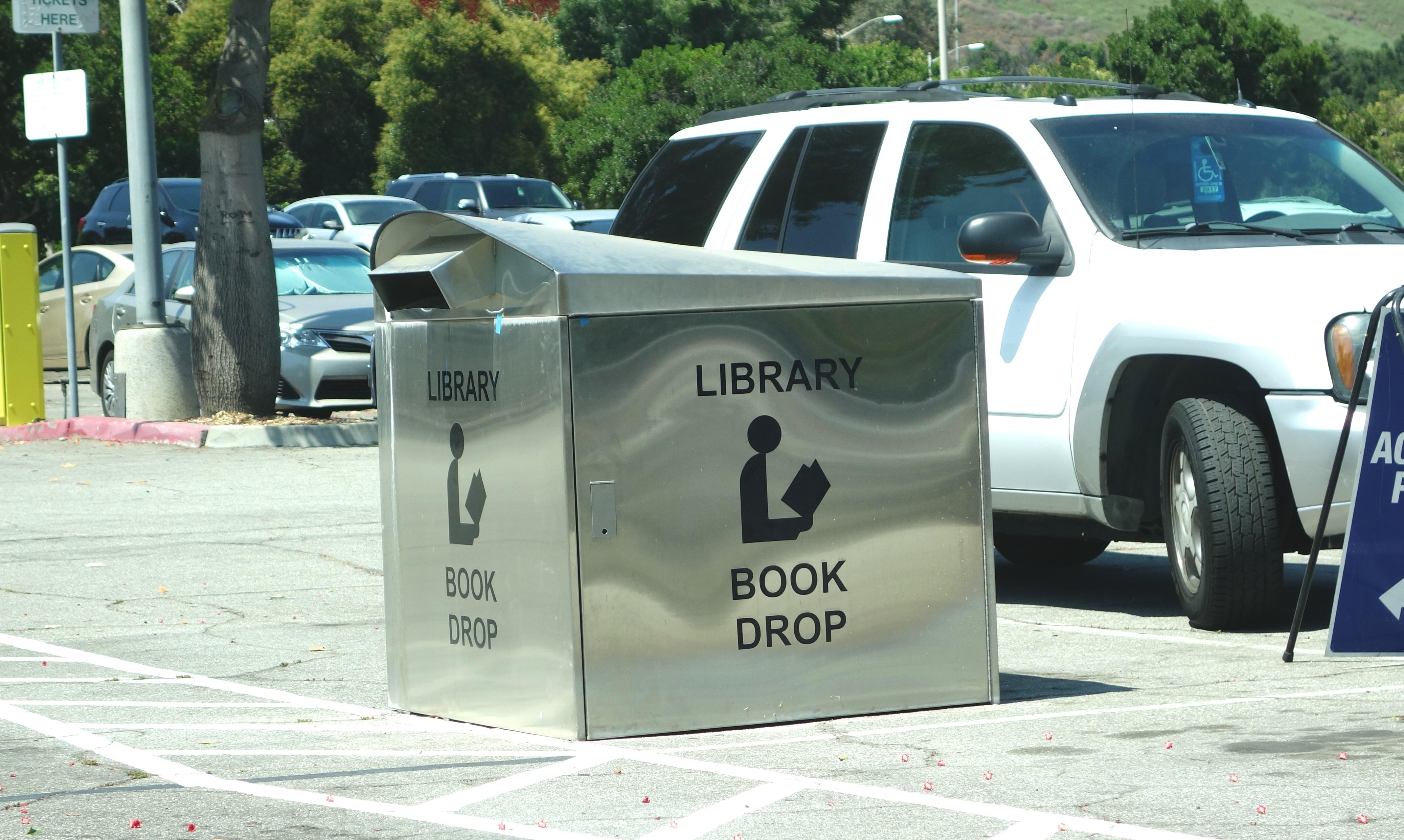 Book Return Box