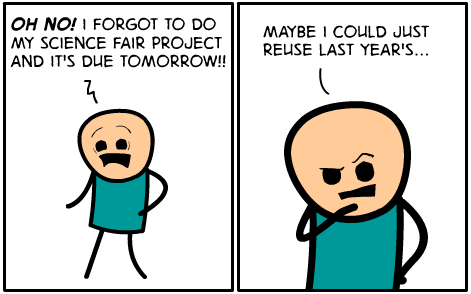 Image from Cyanide and Happiness webcomic