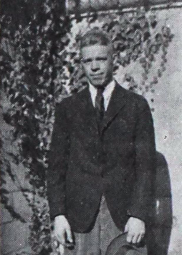 Arthur Runquist, Oregana 1918