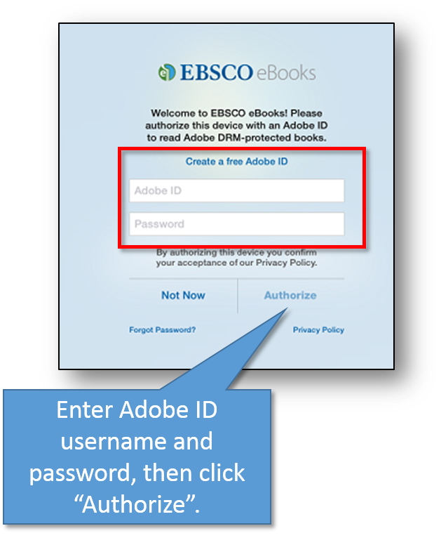 Adobe Id And Password