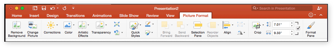 Powerpoint for Macintosh 2016/2011 - Designing Effective