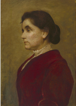 Jane Addams portrait