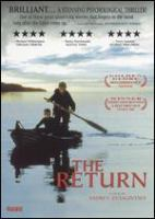 Movie Poster for The Return