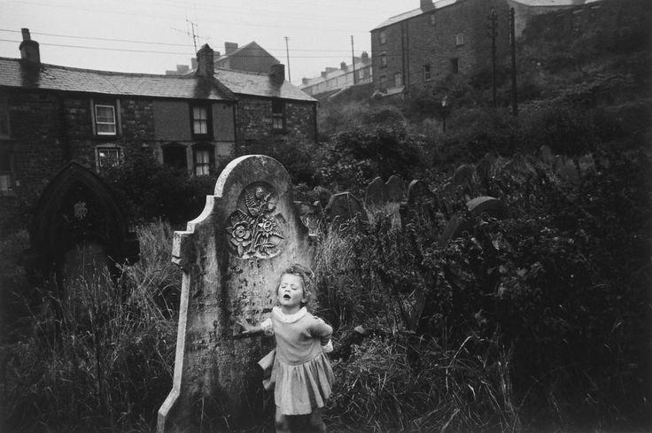 Bruce Davidson photo Welsh Child