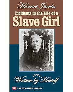 Book cover Harriet Jacobs, Incidents in the Life of a Slave Girl