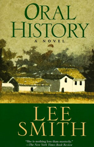 Book cover Lee Smith, Oral History
