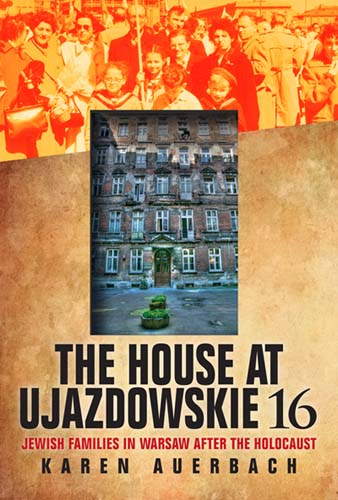 Cover of The House at Ujazdowskie 16