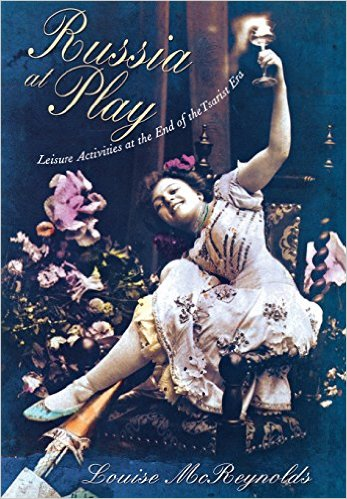 Cover of Russia at Play