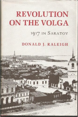 Cover of Revolution on the Volga