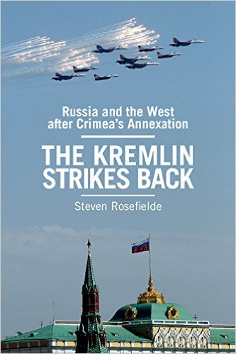 Cover of The Kremlin Stikes Back