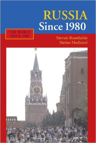 Cover of Russia Since 1980