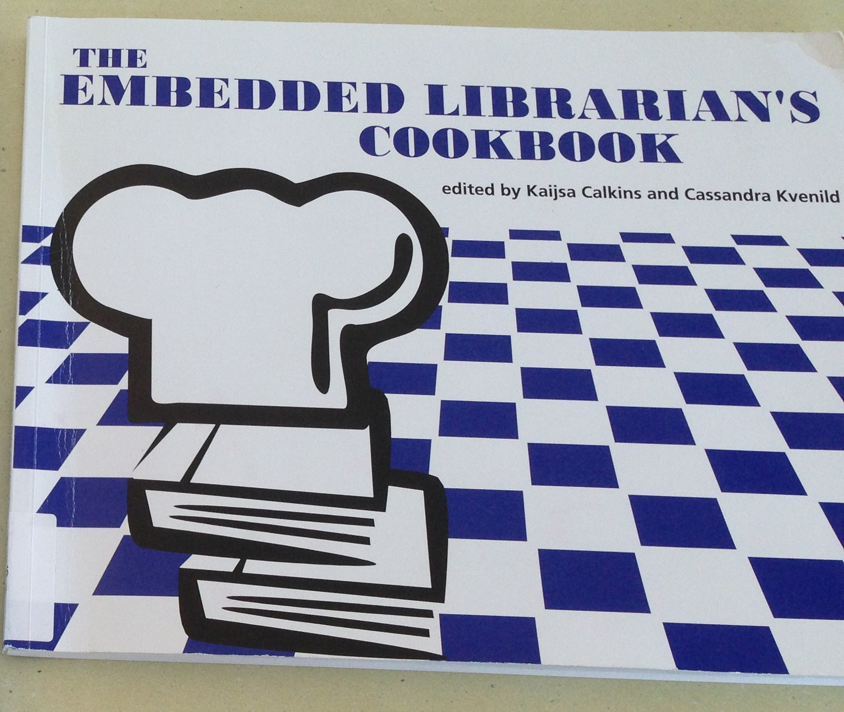 Embedd Librarian's Cookbook cover