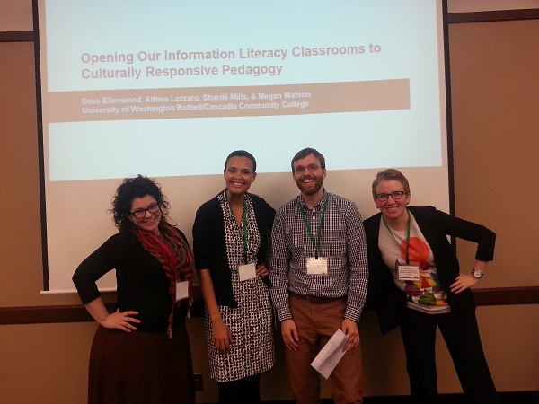 Library Instruction West Presenters
