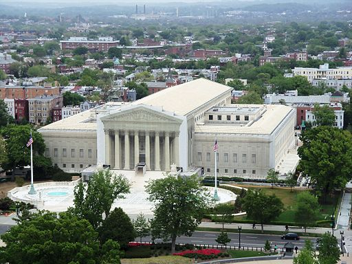 Image of U.S. Supreme Court Building