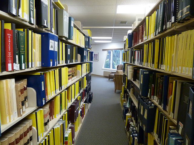 Image of Law Library Books