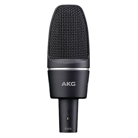 AKG C3000 Multi Purpose Studio Vocal/Instrument Microphone