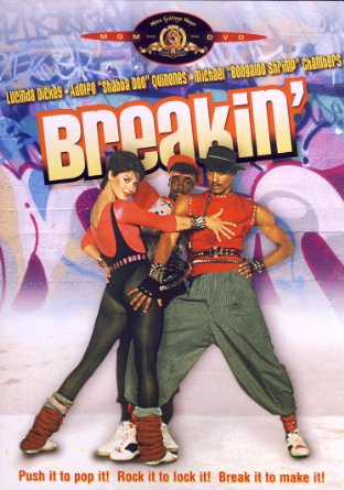 Breakin' Lucinda Dickey (Actor), Adolfo Quinones (Actor), Joel Silberg (Director)