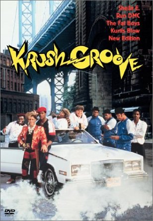 Krush Groove Sheila E. (Actor), Run DMC (Actor), Michael Schultz (Director, Producer)
