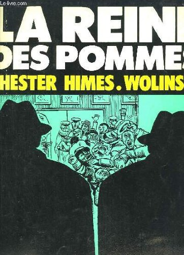 book cover for La reine des pommes
