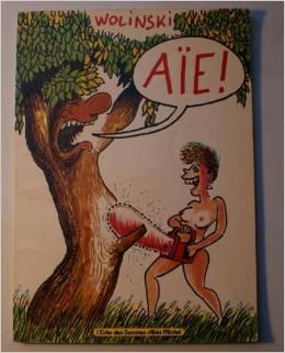 book cover for Aïe! : les années 80