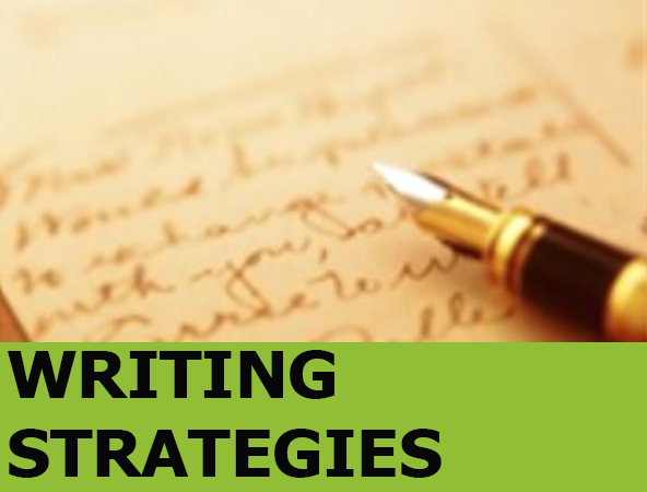 Image link to Writing Strategies Guide