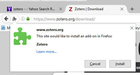 download zotero latest version