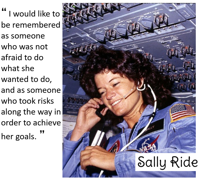 photo of Sally Ride