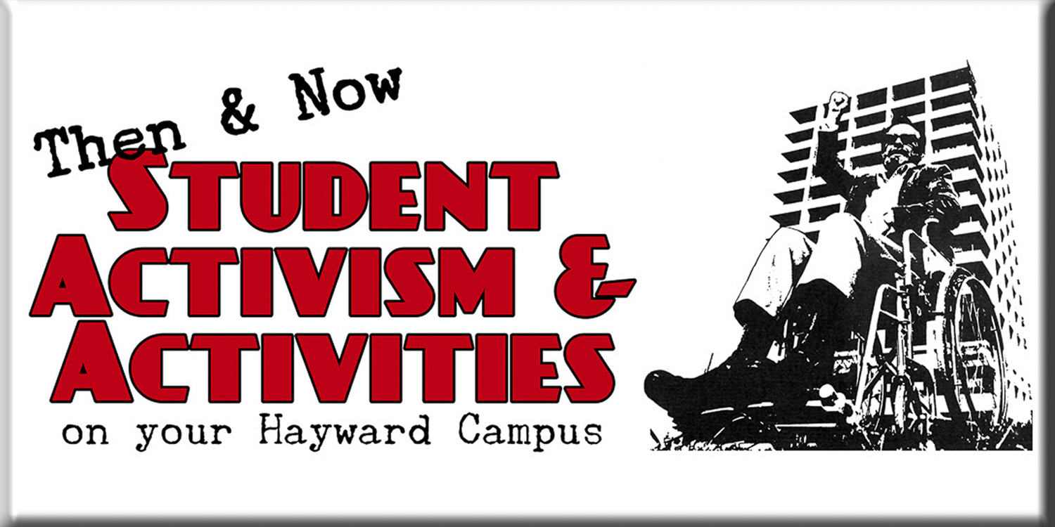 Link button to Student Activism & Activities Exhibit