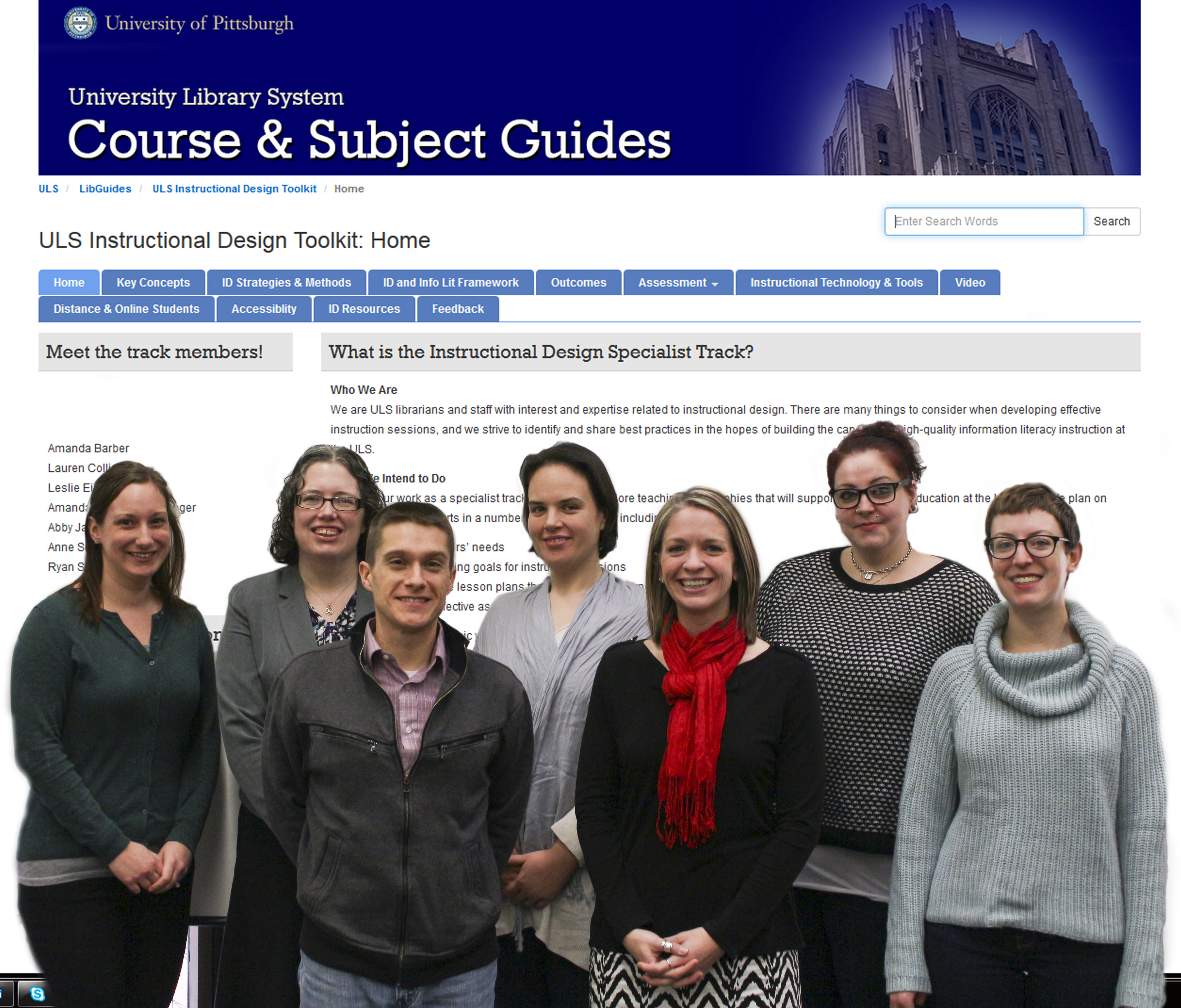 Home Uls Instructional Design Toolkit Libguides At University Of Pittsburgh