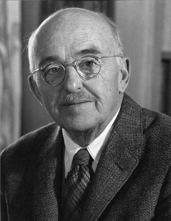 John Gaw Meem's Portrait