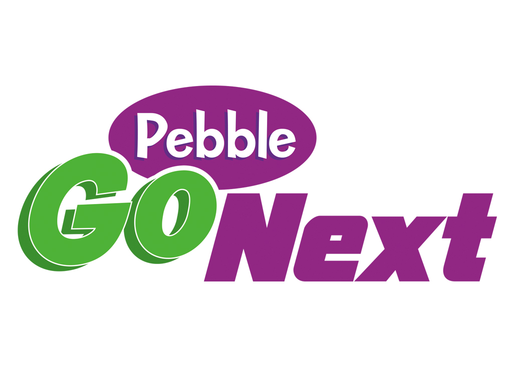 Image result for pebble go logo next