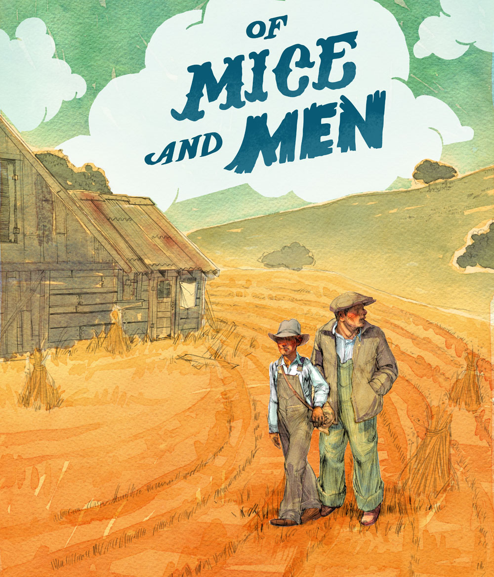 The Book Of Mice And Men By John Steinbeck 55