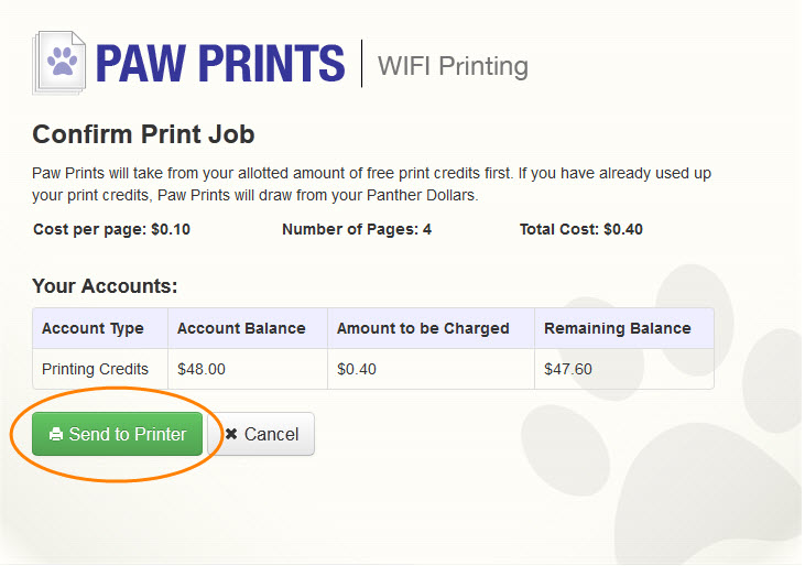 printing from your device how to use wireless printing library