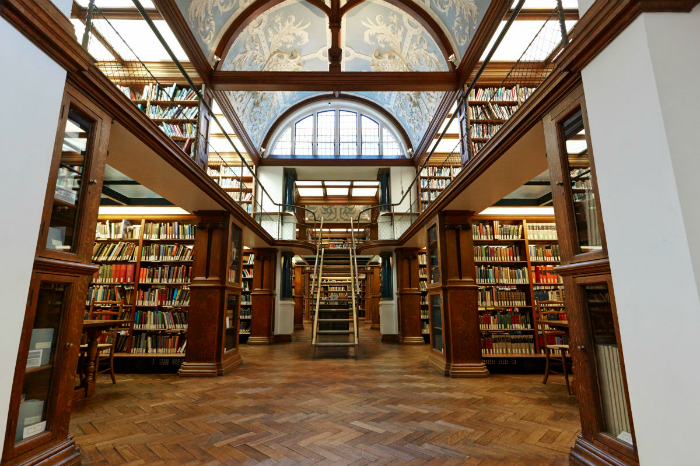 Newnham College Library