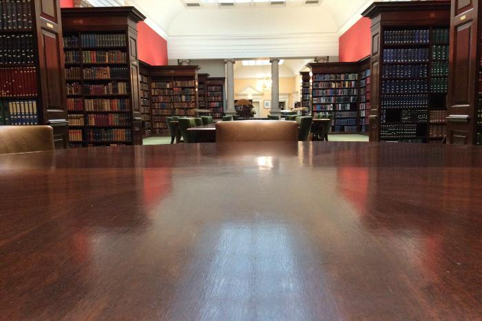 Ward library