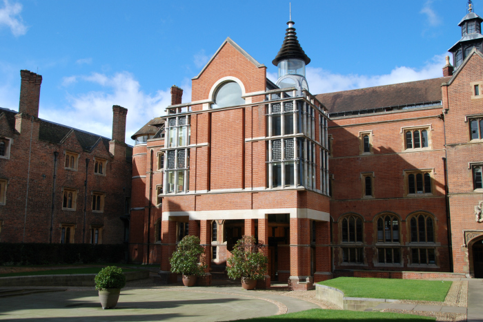 St John's College Library