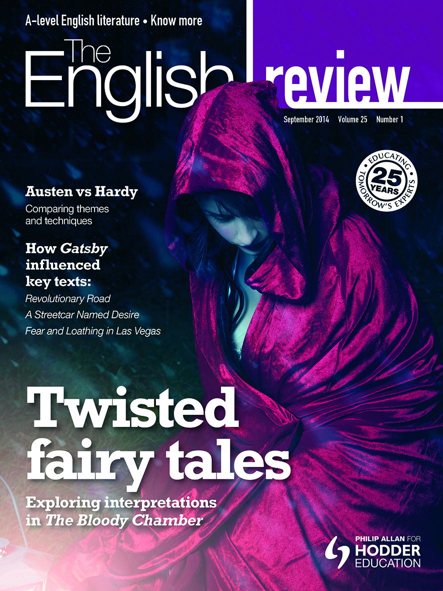 english literature review magazine