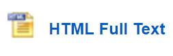 Icon for HTML Full Text