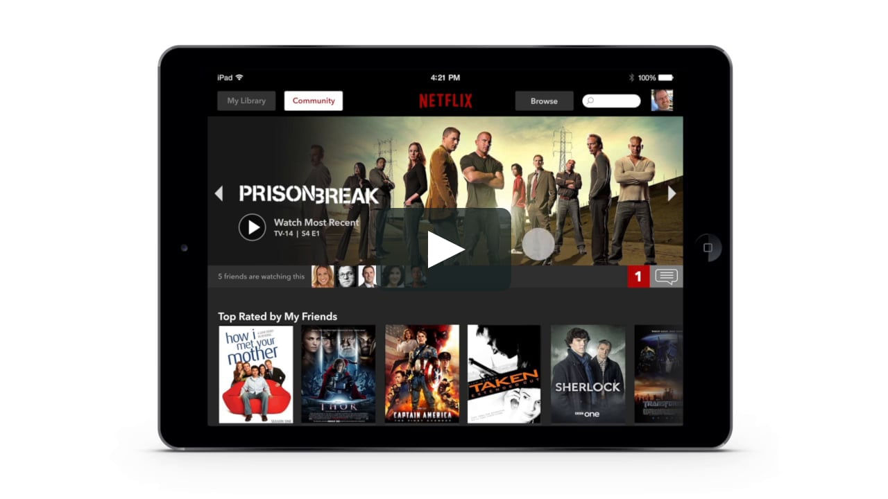 Picture of Netflix