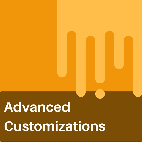 View Sites by Advanced Customizations