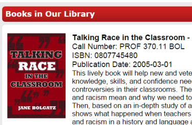 Ferguson LibGuide Screenshot