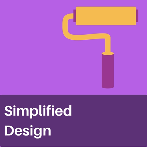 View Sites by Simplified Design