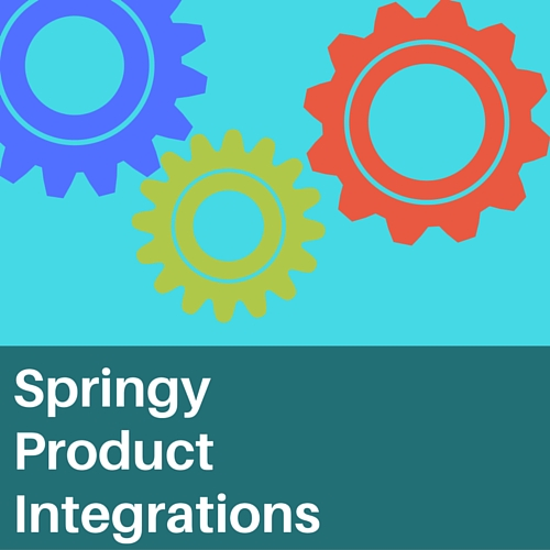 View Sites by Springy Product Integrations