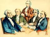 illustration of the united states cabinet